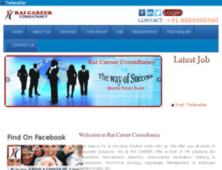 raicareer.com screenshot