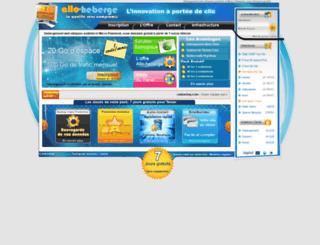 raider.allo-heberge.com screenshot