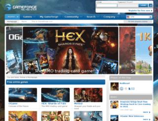 raiderz-europe.com screenshot