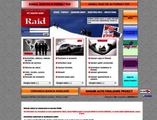raidonline.ro screenshot