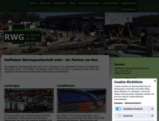 raiffeisen-altenburgerland.de screenshot