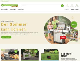 raiffeisen-markt.de screenshot