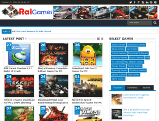raigames.net screenshot