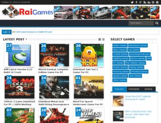 raigames.net screenshot