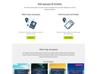 rail.statravel.com screenshot