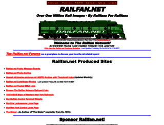 railfan.net screenshot