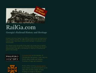 railga.com screenshot