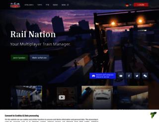 railnation.de screenshot