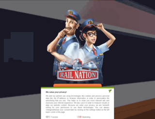 railnation.fr screenshot