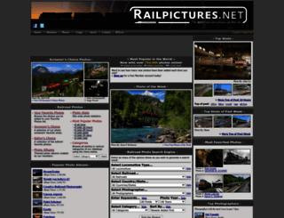 railpictures.net screenshot