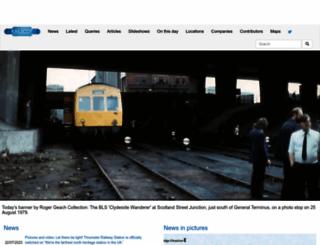 railscot.co.uk screenshot
