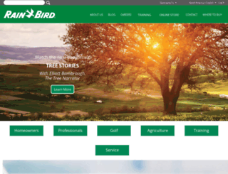 rainbird.com screenshot