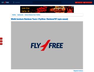 rainbow787.fly4free.pl screenshot