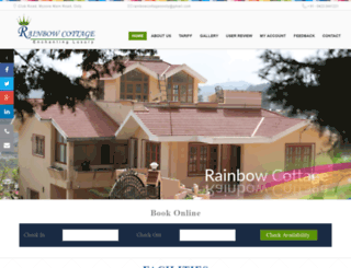 rainbowcottagesooty.com screenshot