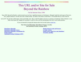 rainbowcrystal.com screenshot