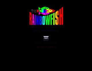 rainbowfish.angfaqld.org.au screenshot