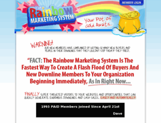 rainbowmarketingsystem.com screenshot