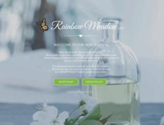 rainbowmeadow.com screenshot