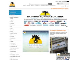 rainbowrunner.net screenshot