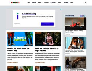 rainboz.com screenshot