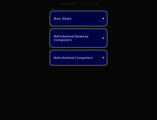 raincomputers.co.uk screenshot