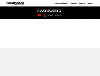 rainerserver.net screenshot