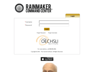 rainmakercc.com screenshot