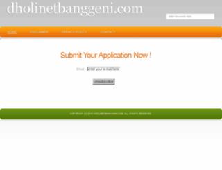 raisedabar.net screenshot