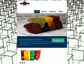 raisonpurenyc.com screenshot
