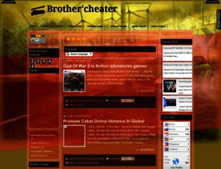 rajacheate.blogspot.com screenshot