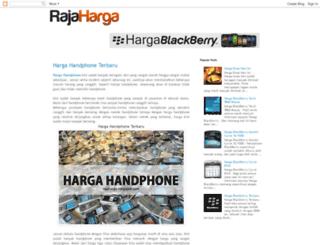 rajaharga.blogspot.com screenshot