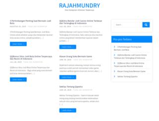 rajahmundry.me screenshot
