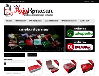 rajakemasan.com screenshot