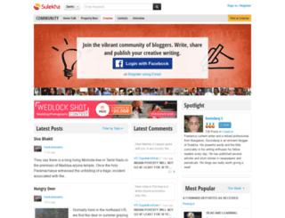 rajantk.sulekha.com screenshot