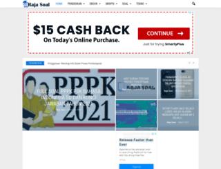 rajasoal.com screenshot