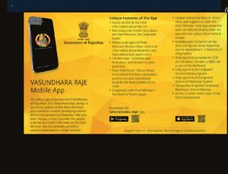 rajasthanlivelihoods.org screenshot