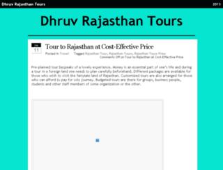 rajasthantours.forumimages.com screenshot