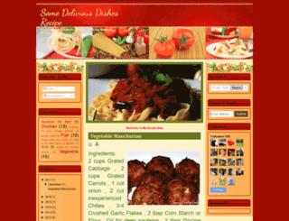 rajchef.blogspot.com screenshot