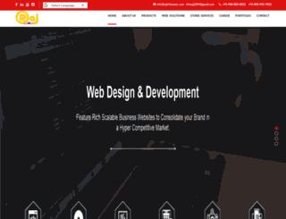 rajinfomatic.com screenshot
