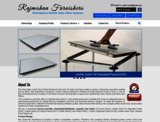 rajmohanfurnishers.com screenshot