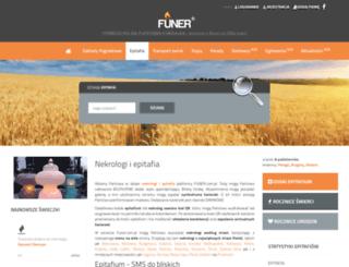 rajmundhebda.pamietajmy.com.pl screenshot