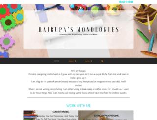 rajrupagupta.com screenshot