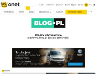 rak-mojawalka.blog.pl screenshot