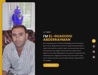 rak-web.com screenshot