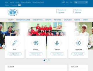 rak.edu.ee screenshot