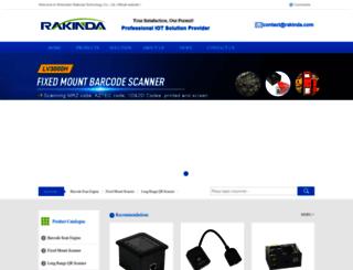 rakinda.com screenshot