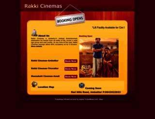 rakkicinemas.com screenshot