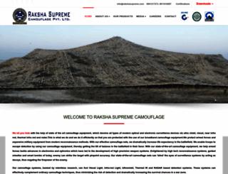 rakshasupreme.com screenshot