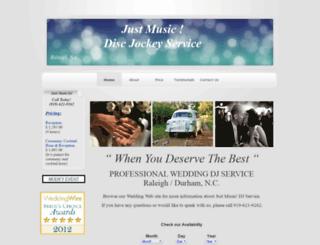 raleighweddingsonline.com screenshot