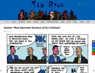 rall.com screenshot